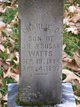 Charlie Oscar Watts