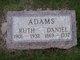 Ruth <I>Wiseman</I> Adams