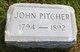 John Pitcher