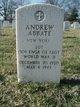 Profile photo: SGT Andrew Abbate