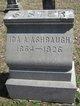 Ida Alice Ashbaugh