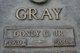 Donly C. Gray, Jr