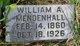 William Alexander Mendenhall