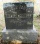 Susan Mary <I>Collier</I> Mendenhall