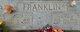 Profile photo:  Cecile Zelle <I>Parks</I> Franklin