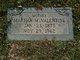"""Martha Missouri """"Matt"""" <I>Anderson</I> Valentine"""