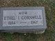 Ethel Iona <I>Mefford</I> Cornwell