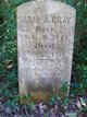 Sarah A. Gray