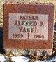 Profile photo:  Alfred F Yakel