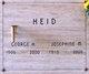 George H. Heid