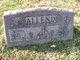 Mary V Allend