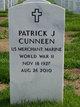Profile photo:  Patrick J Cunneen