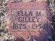 Ella M. Gilley