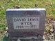 Profile photo:  Davie Lewis Wyer