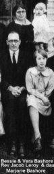 Bessie Pearl <I>McGlennen</I> Bashore