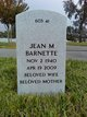 Jean Mary Barnette