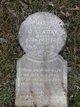 Mary Louisa <I>Alderson</I> Aday