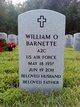 """AMN William Ottis """"Billie"""" Barnette"""