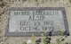 Mabel Elizabeth <I>Hester</I> Alsip