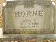 John Wesley Horne