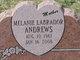 Profile photo:  Melanie Labrador Andrews