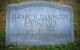 Profile photo:  Elizabeth West <I>Talkington</I> Langston