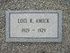 Lois Rhea Amick