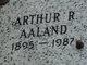 Arthur Randolph Aaland