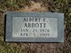 Albert E. Abbott