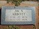 "James Newton ""Jim"" Abbott"