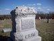 Eliza Jane <I>Fowler</I> Crim