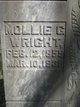 Mollie Gray <I>Peach</I> Wright