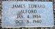 James Edward Allford