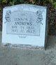 Profile photo:  Lennon J Andrews