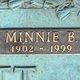 Profile photo:  Minnie <I>Bray</I> Abbott