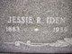 Profile photo:  Jessie Rosey <I>Iden</I> Gorsuch