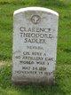 Clarence Theodore Sadler