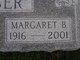 Margaret <I>Bennett</I> Bowser