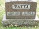 Nettie Blanche <I>Wall</I> Watts