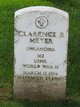 Clarence R Meyer