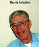Bernie Edwin Johnston