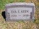 Profile photo:  Eva Ellen <I>Johnson</I> Keen
