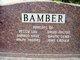 Grover Bamber