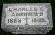 Profile photo:  Charles E Andrews