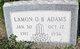 Laman O.B. Adams