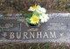 Judy Carolyn <I>Hoffman</I> Burnham
