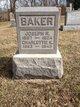 Profile photo:  Joseph R Baker
