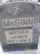 "Profile photo:  ""Mother"" McGinn"