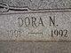 Dora Naomi <I>Woodring</I> Gehman