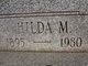 Hilda Margaret <I>Moyer</I> Woodring